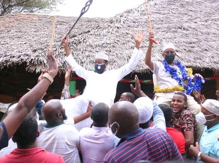 Major Garissa Clans Endorse The Late Senator Haji's Son Abdul For Candidature In Garissa By-election