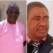 SAD : See More Photos Of Former Governor Gabriel Suswam's Elder Brother That Was Killed Yesterday