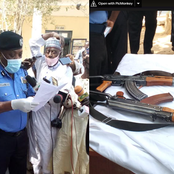 Good News From The Nigerian Police, See What They Did To Bandits Who Collected #3.6 Million Ransom