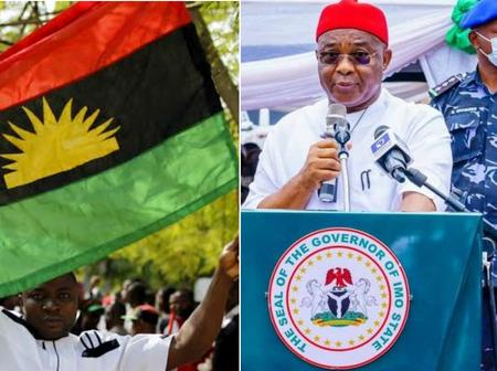 After Uzodinma Said Igbo Want Justice, Equity, Fairness, Not Biafra, Check Out How Nigerians Reacted