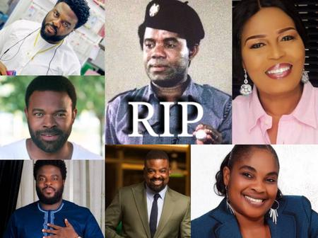 Meet The Afolayan Family Who Are All Actors And Actresses (Photos)