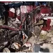 Terrible accident au Ghana : 3 morts de plus enregistrés ce samedi outre les 16 d'hier
