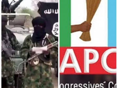 Today's Headlines: Boko Haram Strikes Again, APC to boycott Rivers LG poll, Gunmen Strikes Again