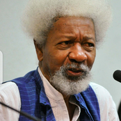See what Prof. Wole Soyinka said to OPC members during his visit to Alake of Egbaland