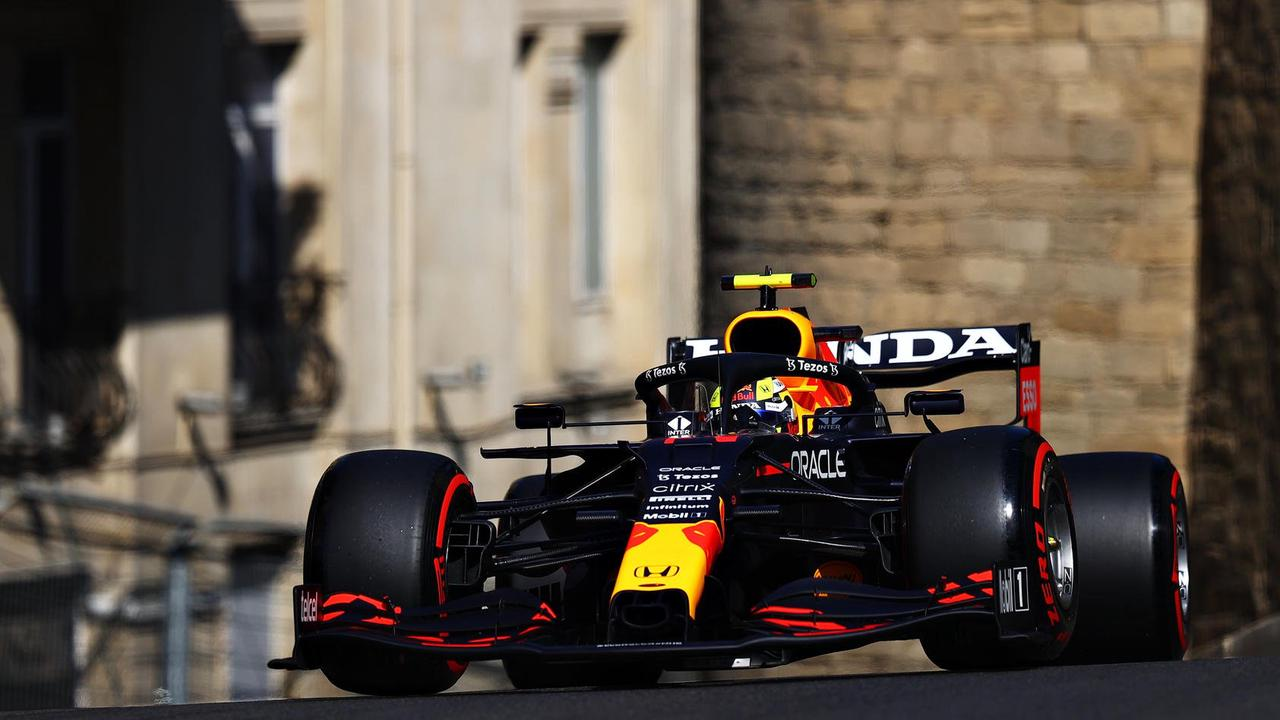 Leclerc-Pole bei Red-Bull-Schlappe in Baku