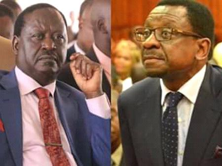 """""""Raila Will Not Support Joho as President in 2022,"""" Manyora Claims"""