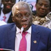 79yr Old Osafo-Marfo, Is Back In Nana Addo's Government, as His Senior Presidential Advisor.