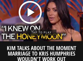 Kim Kardashian's 72-day marriage to Kris Humphries was 'brutal and embarrassing