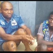 Ondo: Two Men Caught Doing Unlawful Act