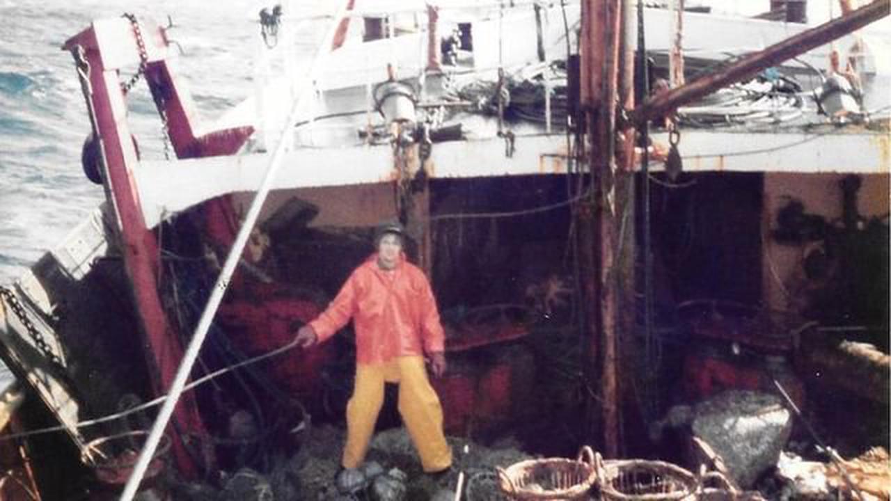 Tributes to merchant seamen, John Fisher, who began career in Norfolk
