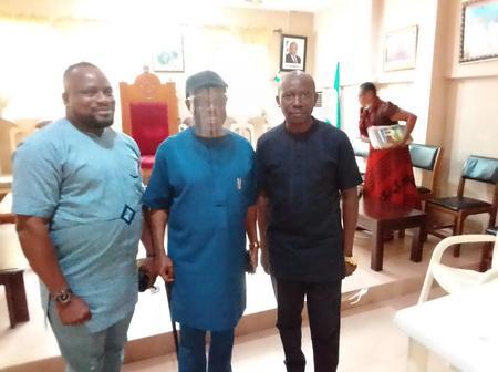 Jubilation As Senator Etok Donates Land To Ibibio Group  ...As Ntisong, Idongesit Nkanga Applauds