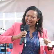 See What Susan Kihika Said That Has Left Nakuru Residents In Fear