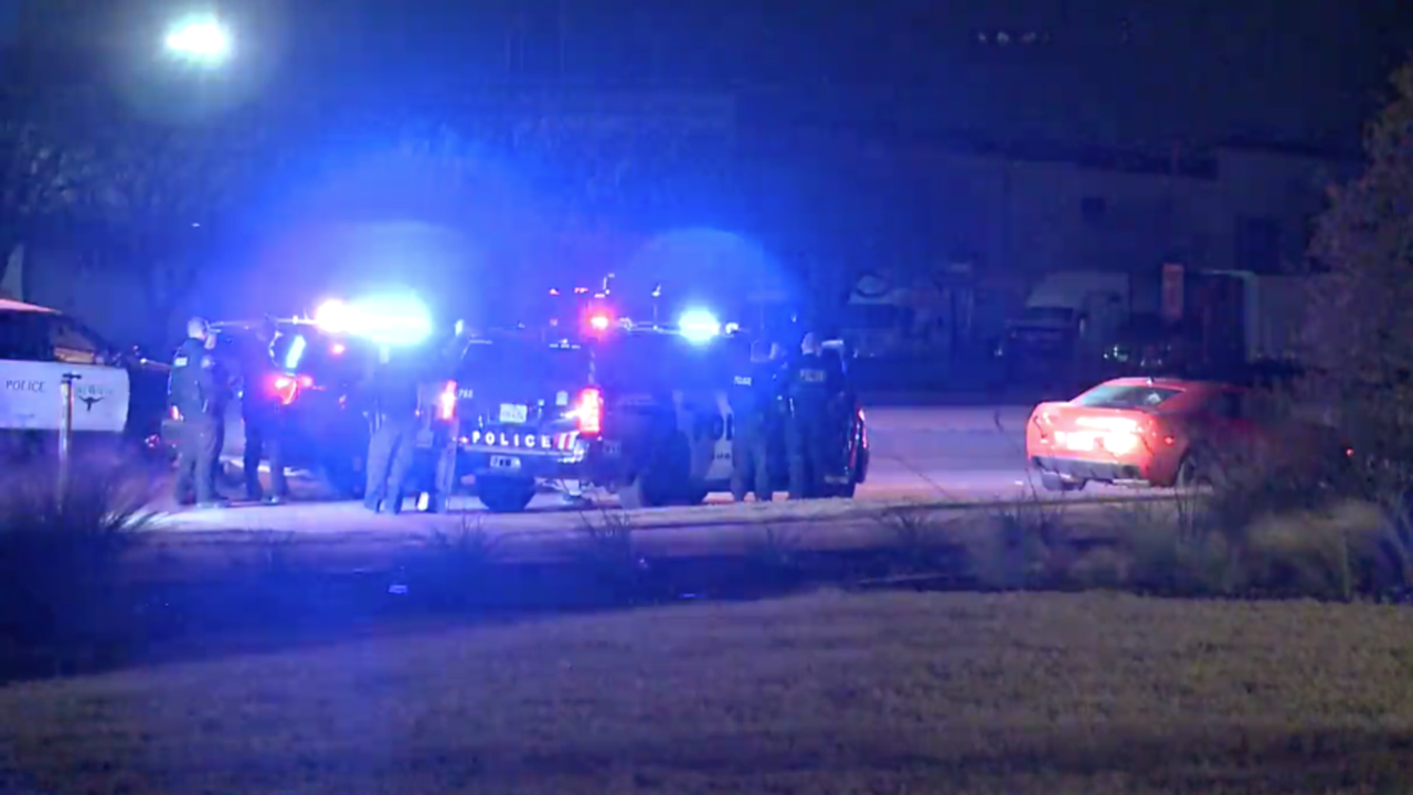 Woman Barricades Herself Inside Vehicle Following Burleson Police Chase