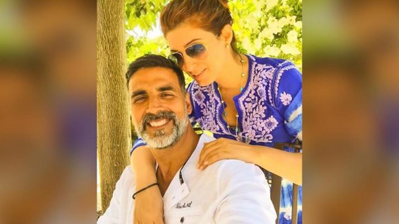 Akshay Kumar Dedicates Beautiful Wedding Anniversary Post for Wifey Twinkle Khanna, Says 'Twenty Years of Togetherness and You Still Make My Heart Flutter'