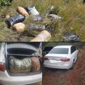 Dagga valued at two million rand seized by police