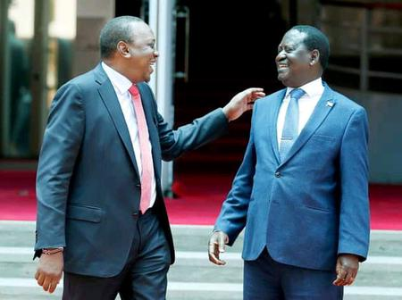 Raila Dealt Huge Blow After What Close Confidants of Uhuru Plan to do With BBI Comes to Light