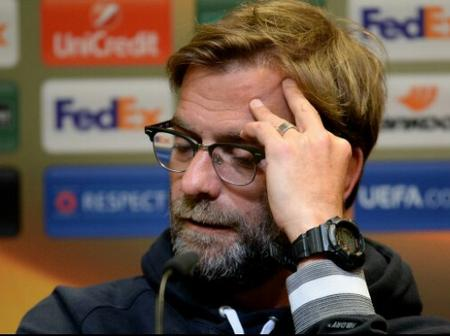 Liverpool Slip: Challenges awaiting Jurgen Klopp In the Premier League