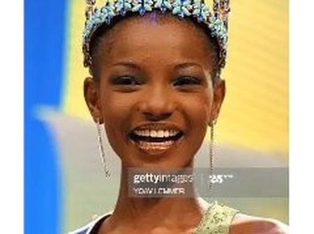 Meet Agbani Darego The Ex-beauty Queen whom Google Listed the Ugliest Miss World Search Result
