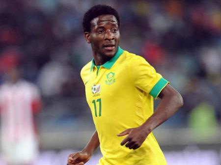 Kosta Papic is the first coach to be interested in Ntshangase