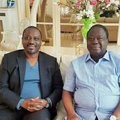 «Unité d'action» proposé par GPS : Henri Konan Bédié s'associe à l'initiative de Soro Guillaume