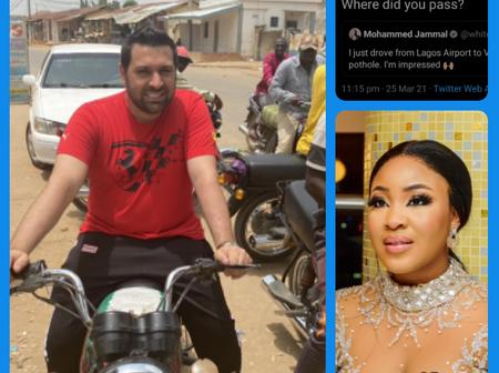 Erica Questions Jammal After He Claimed to Have Driven From Lagos Airport to VI without Any Porthole