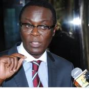 Mutahi Ngunyi's Tweet About Kinoti, Kiambaa Church And BBI Sparks Reactions