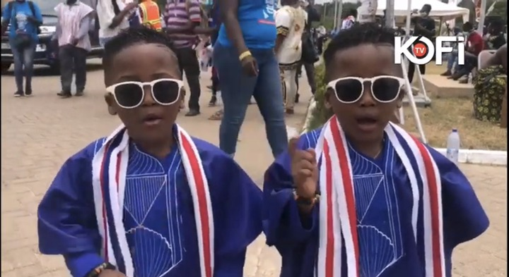 d0ad7a679bb5b2dea54cebf3e68bb3ea?quality=uhq&resize=720 - Young Nana Addo and Young Bawumia steals show at NPP's Manifesto Launch in Cape Coast