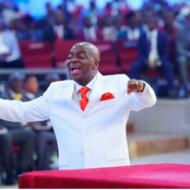 See what Bishop David Oyedepo said that got alot of mixed reactions