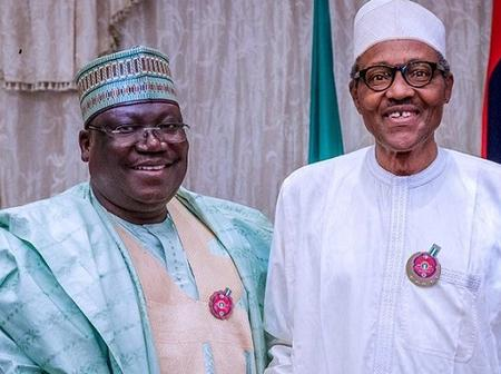 I do not support the extension of Buhari's tenure - Senate President Ahmad Lawan