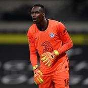Here is the United player who will make Chelsea goalkeeper Mendy to be Benched