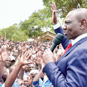 Ruto to Tour Nandi County Tomorrow Over Stand Off Among His Close Allies