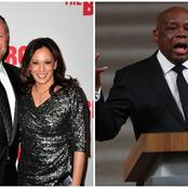 Some Say Kamala Harris Dated her Way to The Top, Here Is Her Dating History, Including her Ex-Lovers