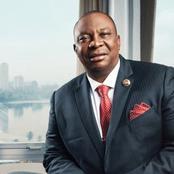 BRVM Awards 2021: Le ministre d'Etat, Adjoumani remporte un prix spécial