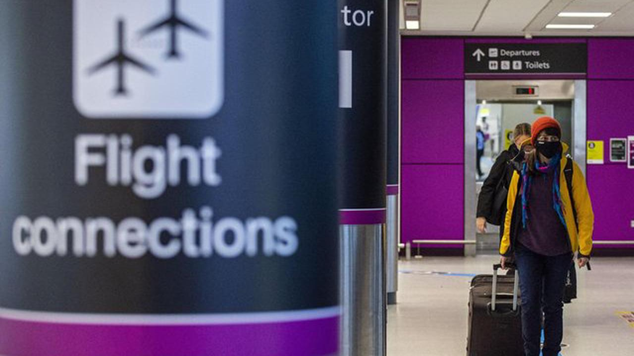 Scotland will not follow England in relaxing Covid tests for returning travellers