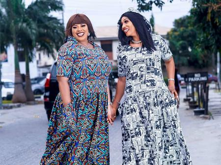 Regina Daniels Wishes Chinyere Wilfred A Belated Birthday On Instagram