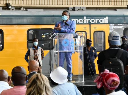 Prasa to work on a new programme as set out by the minister of transportation Mr Fikile Mbalula