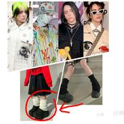 Current Pictures Of Billie Eilish Causing Stir With Her Insane Type Of Dressing (picture)
