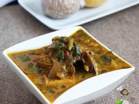 5 Health Benefits Of Eating Oha Soup(Leaves)