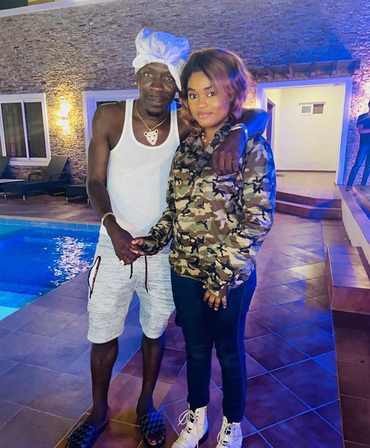 d0dcf6ec34fb28b2a38f3d924657aff0?quality=uhq&resize=720 - Meet Kanea, The First Female Artist Signed To Shatta Wale's 'Shatta Movement Label' (Photos)
