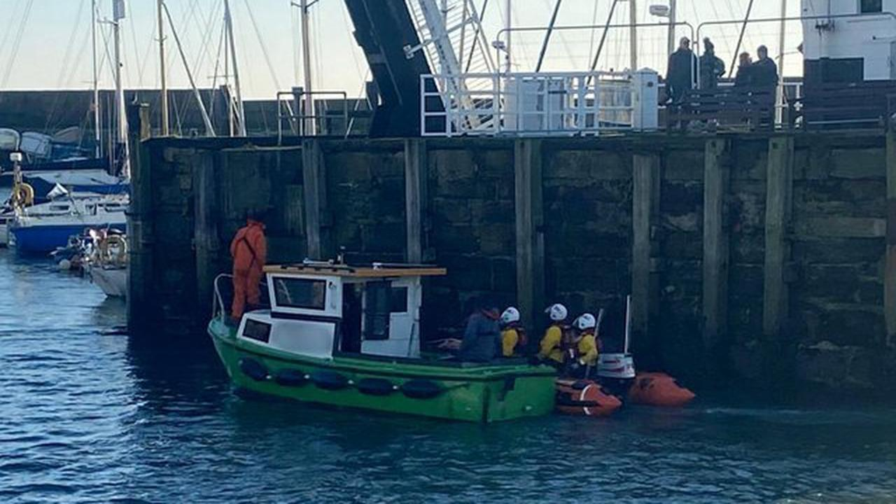 Ryde Inshore Rescue in plea for help as storm hits launch of boats