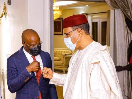 Après l'investiture du nouveau Président du Niger, voici ce que A'salfo a fait à Niamey