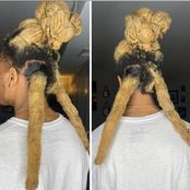 People conflicted after being asked what this hairstyle is called!