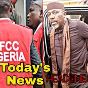 Today's News:EFCC Arrests Okorocha, Nigeria Will Be In Trouble If Govt Fail To Tackle Insecurity—OUK