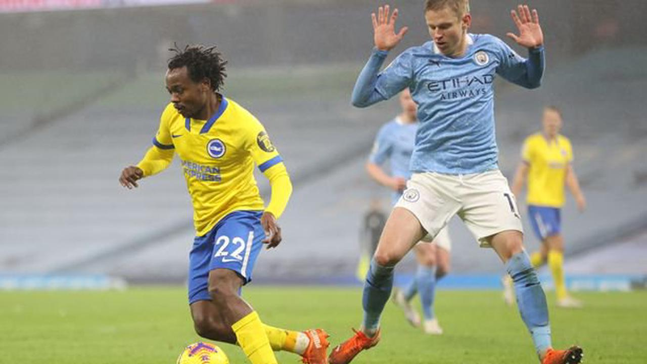 Graham Potter considers 'opportunity' for Percy Tau and others to face West Ham