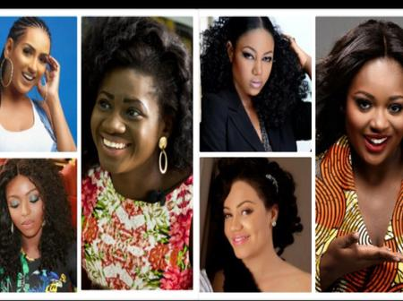 Who is your best Female Dressed Celebrity in Ghana?