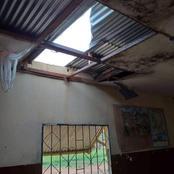 Bonoua/ Adiaho: l'école primaire publique se trouve dans un état de délabrement très avancé