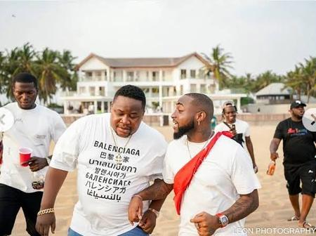 Davido reacts as Chief Cubana set to dash one million naira to mark his birthday