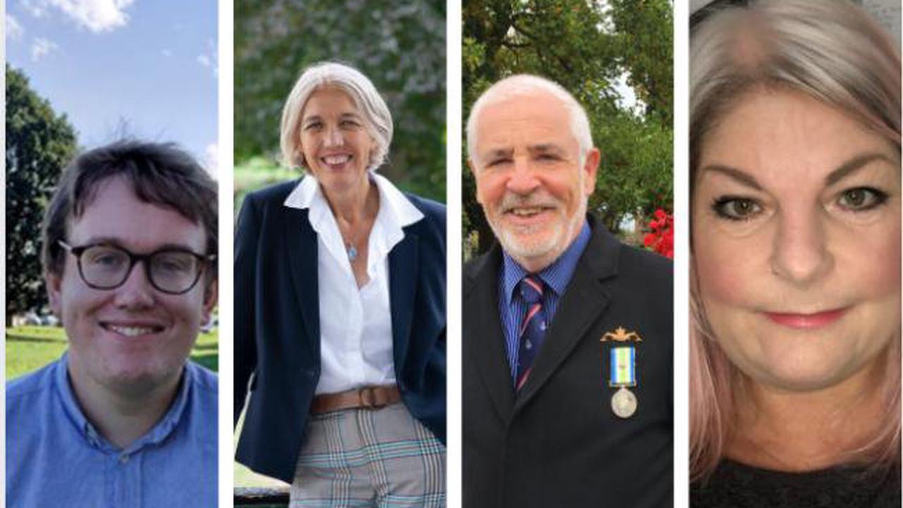 New faces representing Malvern at Worcestershire County Council