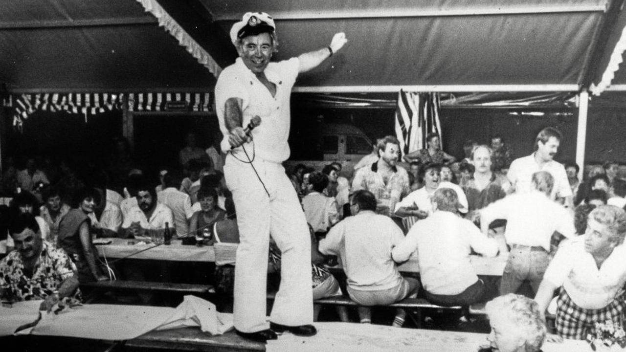 Fred Mauritz: Er war der Singende Seemann von Wattenscheid