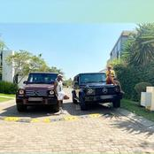 SOMIZI and Vusi Nova are best friends with matching cars: Here is what they have been up to.